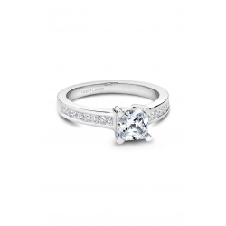 Noam Carver Modern Engagement ring B031-02WM product image