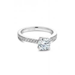 Noam Carver Solitaire Engagement ring B039-01WM product image