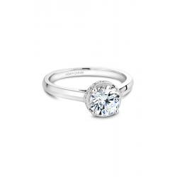 Noam Carver Solitaire Engagement ring B040-01WM product image