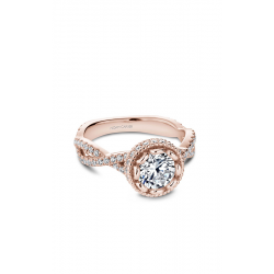 Noam Carver Modern Engagement ring R015-01RM product image