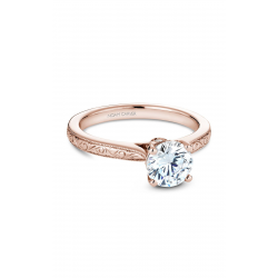 Noam Carver Vintage Engagement Ring B140-02RME product image