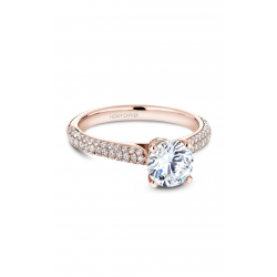 Noam Carver Vintage Engagement Ring B146-02RM product image