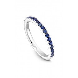 Noam Carver Stackables Wedding band STA3-1WM-B product image