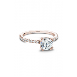 Noam Carver Solitaire Engagement Ring B004-01RM product image