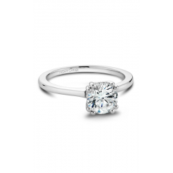 Noam Carver Solitaire Engagement Ring B004-04WM product image