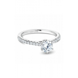 Noam Carver Solitaire Engagement Ring B142-17WM product image