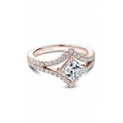 Noam Carver Modern Engagement Ring B209-01RM product image