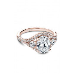 Noam Carver Modern Engagement ring B212-01RM product image