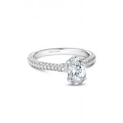 Noam Carver Modern Engagement ring B234-02WM product image
