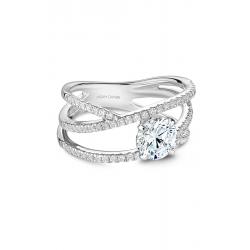 Noam Carver Modern Engagement Ring B249-01WM product image