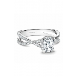 Noam Carver Twist Band Engagement Ring B241-01WM product image