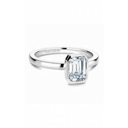 Noam Carver Bezel Engagement ring B095-03WM product image