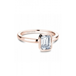 Noam Carver Bezel Engagement ring B095-03RM product image