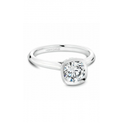 Noam Carver Bezel Engagement Ring B143-13WM product image