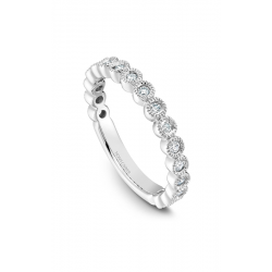 Noam Carver Stackables Wedding Band STA5-1WM-D product image