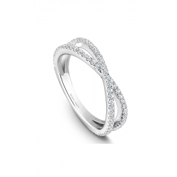Noam Carver Stackables Wedding Band STB11-1WM-D product image