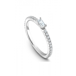 Noam Carver Stackables Wedding Band STB16-1WM-D product image