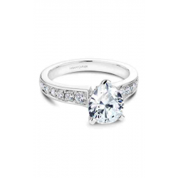 Noam Carver Solitaire Engagement ring B006-05WS product image
