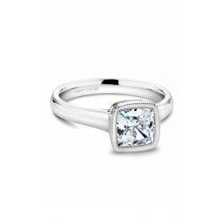 Noam Carver Bezel Engagement ring B026-01WS product image