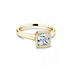 Noam Carver Bezel Engagement ring B026-01YS product image