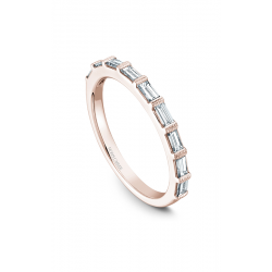 Noam Carver Stackables Wedding band STA7-1RS-D product image