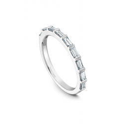 Noam Carver Stackables Wedding band STA7-1WS-D product image