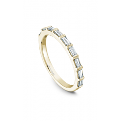 Noam Carver Stackables Wedding band STA7-1YS-D product image