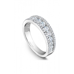 Noam Carver Stackables Wedding band STB33-1WS-D product image