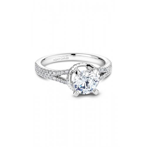 Noam Carver Modern Engagement ring B088-01WM product image