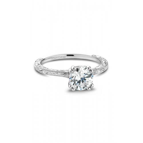 Noam Carver Vintage Engagement ring B004-02WME product image