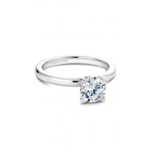 Noam Carver Solitaire Engagement ring B012-02WM product image