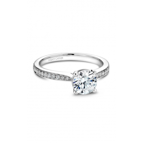 Noam Carver Solitaire Engagement ring B018-02WM product image