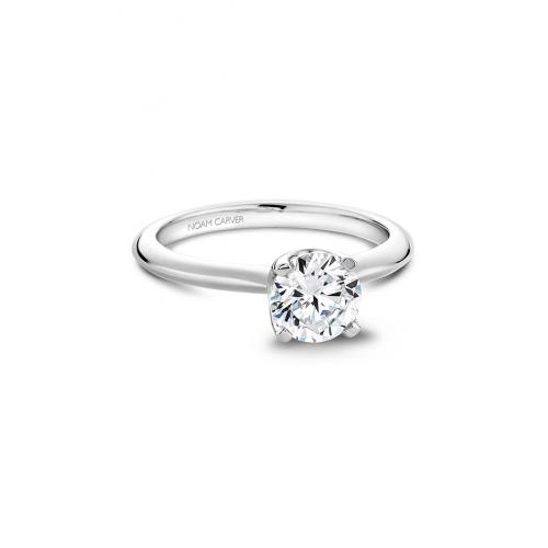 Noam Carver Solitaire Engagement ring B027-01WM product image