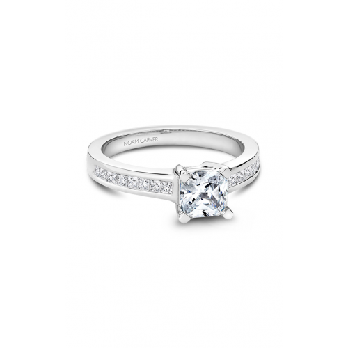 Noam Carver Modern Engagement ring B031-01WM product image
