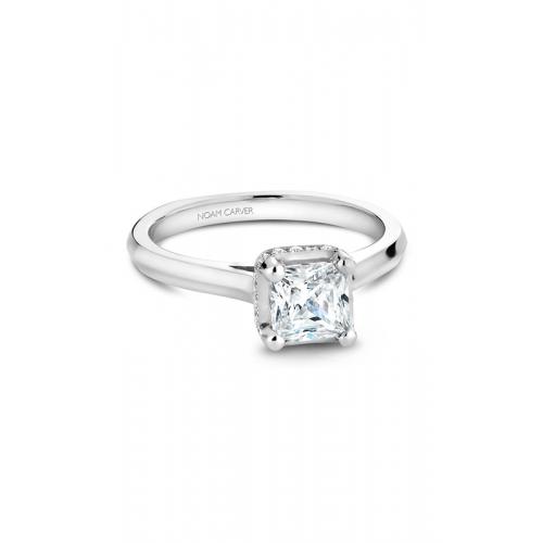 Noam Carver Solitaire Engagement ring B041-01WM product image