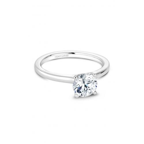 Noam Carver Solitaire Engagement ring B101-02WM product image