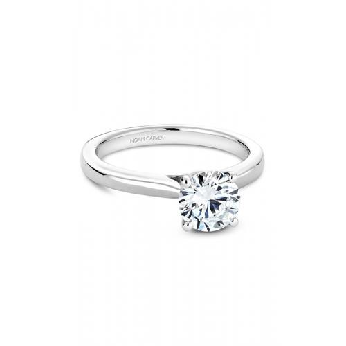 Noam Carver Solitaire Engagement ring B140-01WM product image