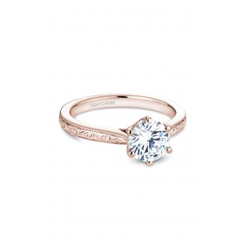 Noam Carver Vintage Engagement ring B140-17RME product image