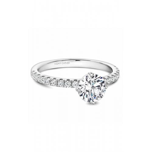 Noam Carver Solitaire Engagement ring B231-02WM product image