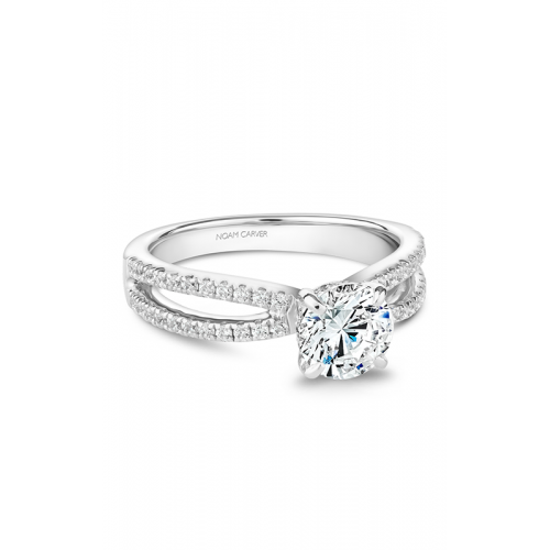 Noam Carver Solitaire Engagement ring B235-01WM product image