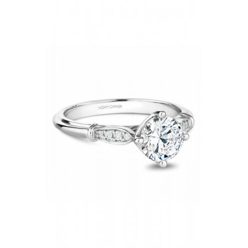 Noam Carver Vintage Engagement ring B268-01WM product image