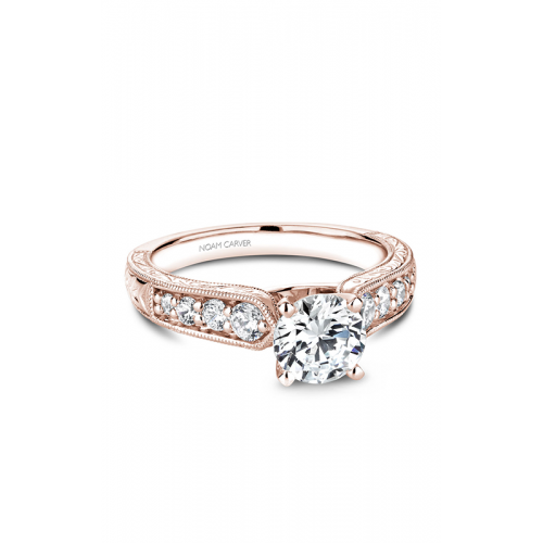 Noam Carver Modern Engagement ring B174-01RM product image