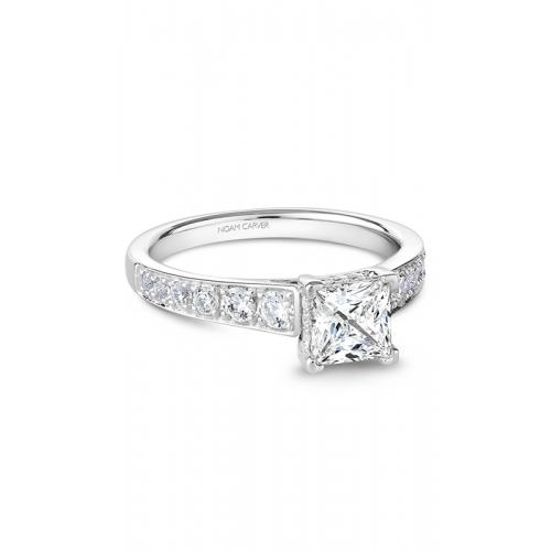 Noam Carver Modern Engagement ring B233-02WM product image