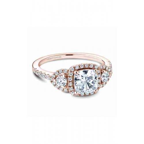 Noam Carver 3 Stone Engagement ring B213-01RM product image
