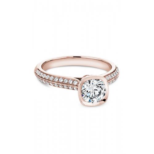 Noam Carver Bezel Engagement ring B144-13RM product image