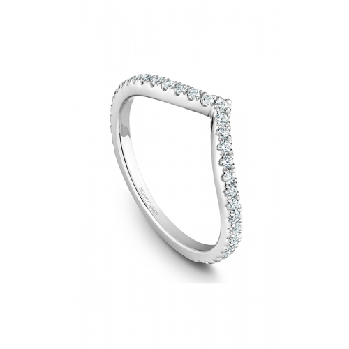 Noam Carver Stackables Wedding band STB12-1WM-D product image