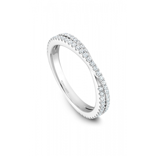 Noam Carver Stackables Wedding band STB13-1WM-D product image