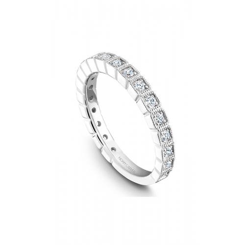 Noam Carver Stackables Wedding band STB17-1WM-D product image