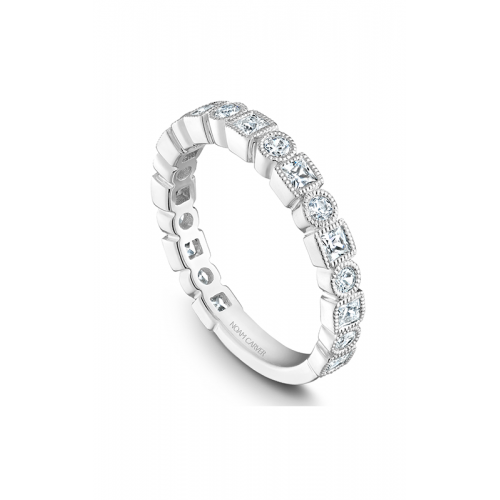 Noam Carver Stackables Wedding band STB18-1WM-D product image