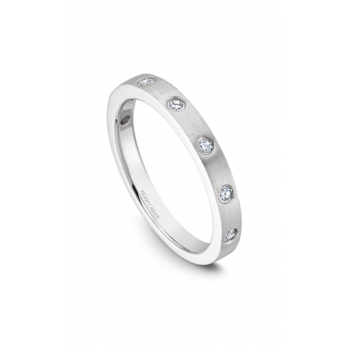 Noam Carver Stackables Wedding band STB2-1WM-D product image